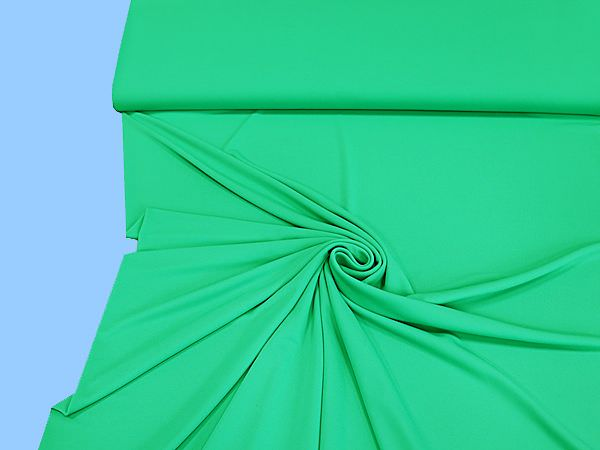 Jersey uni - mintgrün