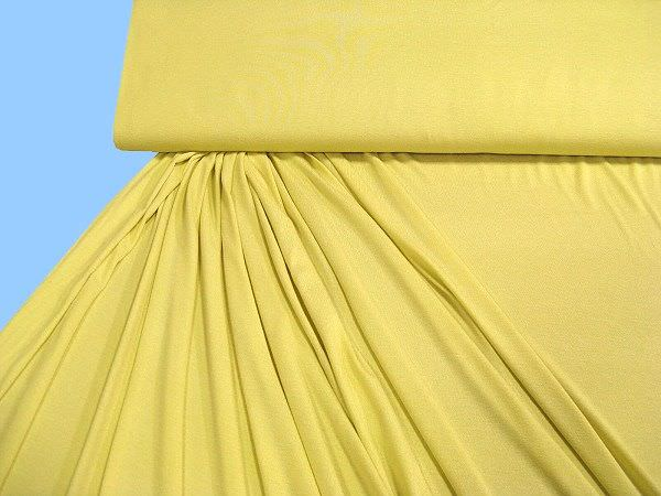 uni Feinstrick - gelb