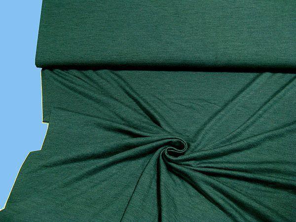 Feinstrick - dunkelgrün