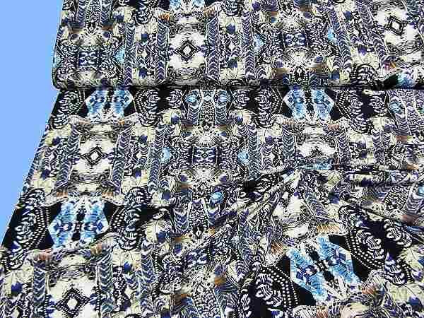 Feinjersey - weiss/blau/türkis/beige/grau/schwarz